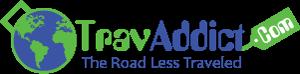 Trav Addict Logo