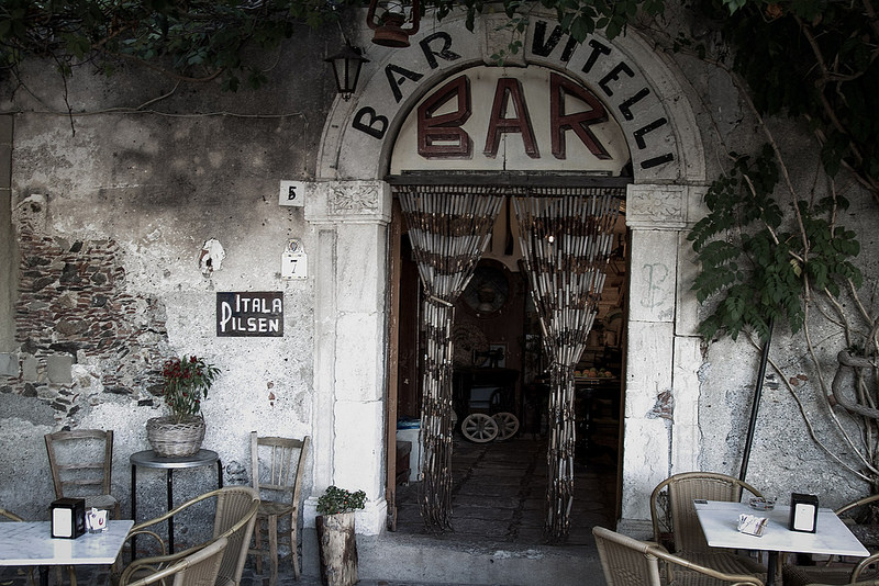 Godfather Bar - Savoca Italy