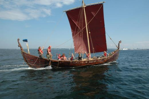 Viking Ship Estonia