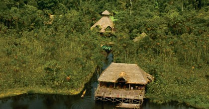 Amazon Wilderness Experience- Independent 4 days (Sacha Lodge)