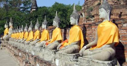 Bangkok to Saigon - 20 days