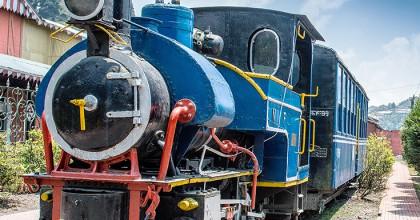 Northeast India & Darjeeling by Rail