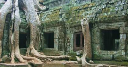 Saigon to Siem Reap - 9 days