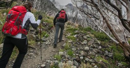 Trekking the Full Torres del Paine Circuit