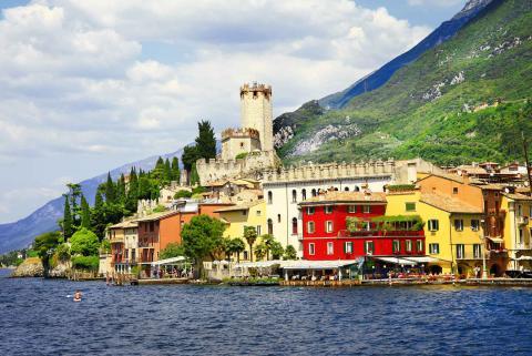 Italian Lake Tour