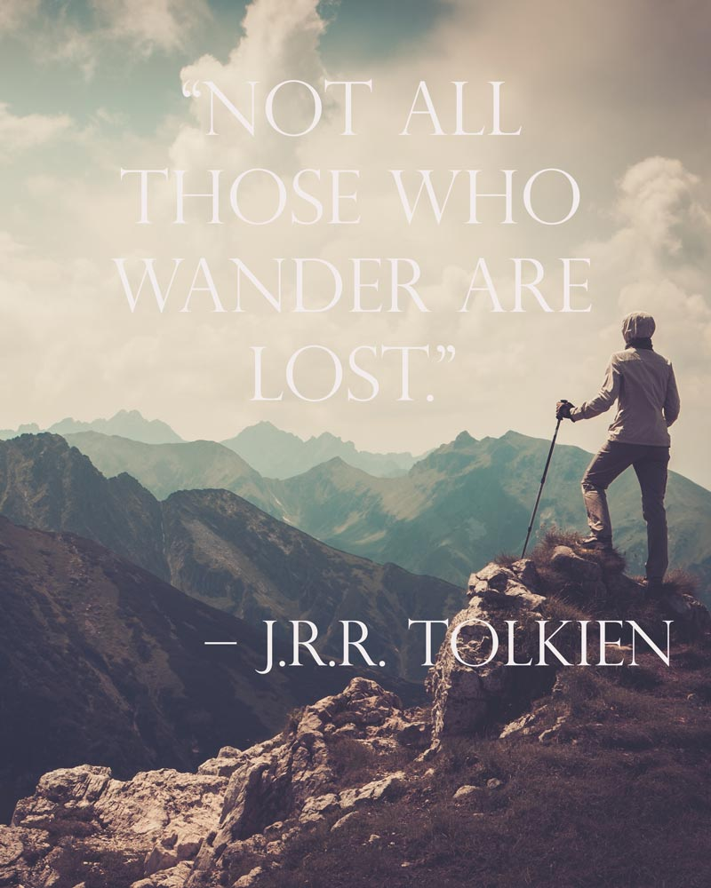 Tolkien Quotes 10 Best Travel Quotes For Inspiration  Trav Addict