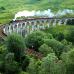 Glenfinnan Viaduct - harry potter