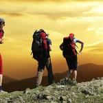 Group Travel Hiking